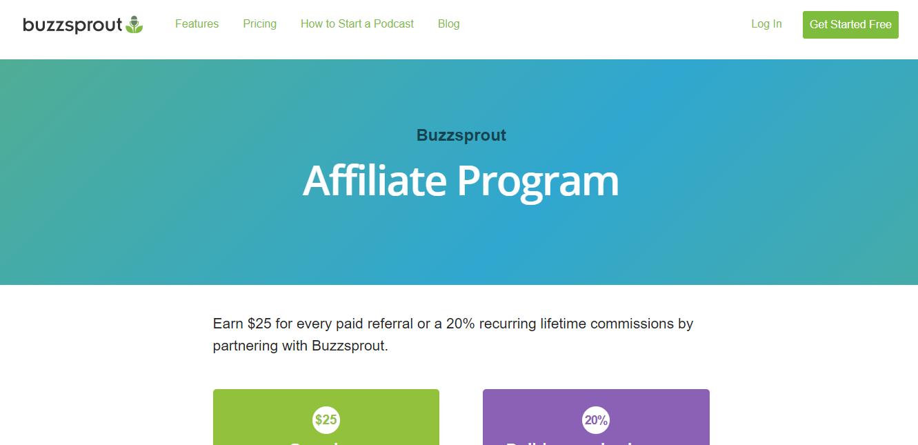 Buzzsprout-Affiliate-Program